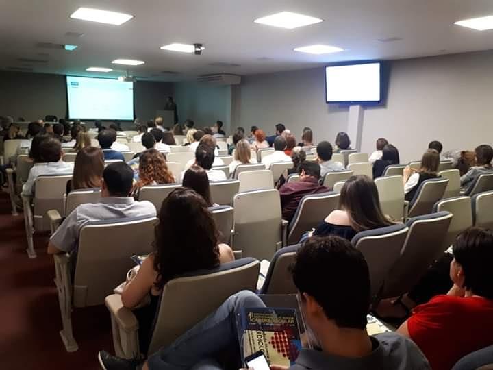 Evento para cardiologista realizado na Associação Médica de Minas Gerais